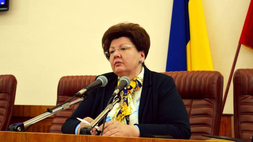 Лабунська перерахувала свою зарплату трьом жителям Житомирщини