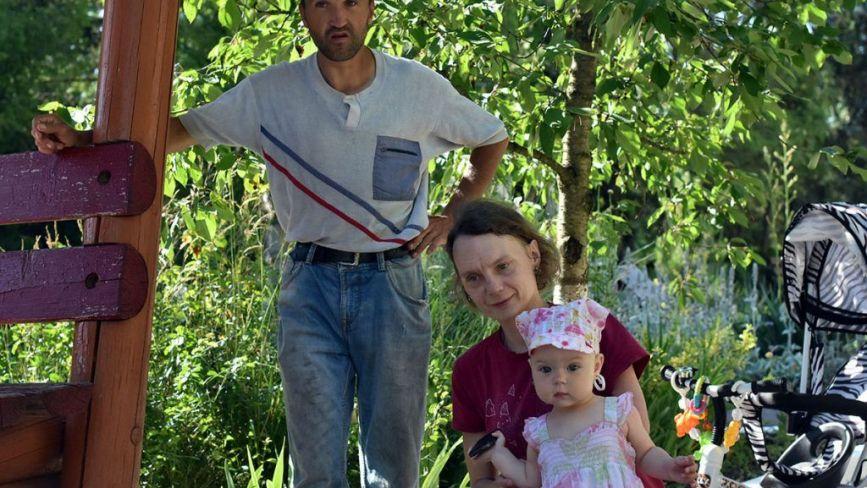 Особлива родина з  Бердичева матиме власну квартиру