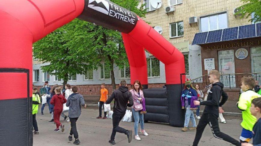 """У Житомирі відбулася благодійна акція """"Біжу за життя"""". Фоторепортаж"""