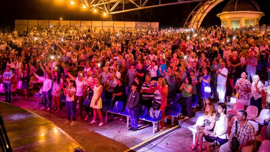 Відбувся заключний гала-концерт Міжнародного молодіжного фестивалю мистецтв «Пісенний Спас-2021»