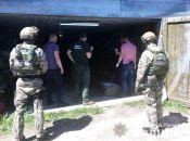 На Житомирщині чоловік зберігав у власному обійсті цілий арсенал боєприпасів