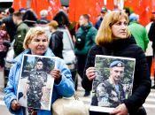 День пам'яті та «недокомунізоване» 9 травня в Житомирі