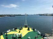 На суходолі і на морі: розбудова міжнародних морських сполучень з ЄС