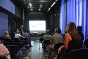 У Житомирі представили проект концепт-дизайну обласного театру