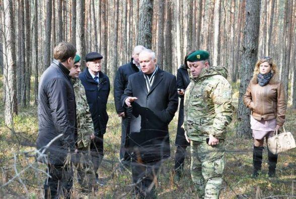 Француз: необхідно укріпити кордон з Білорусією
