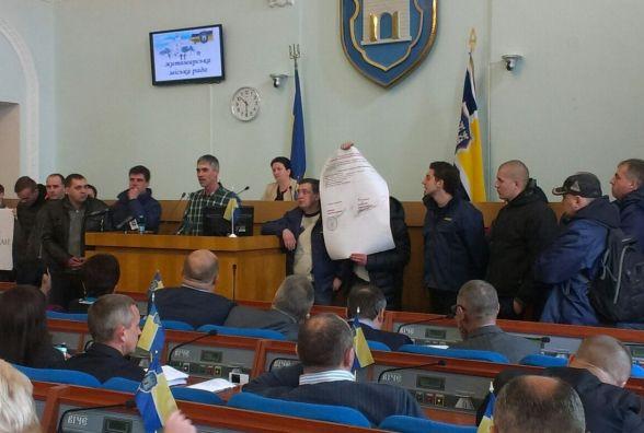 Цимбалюк активістам: «Не всіх вас я бачила на Майдані»