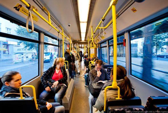 Який громадський транспорт житомирянам до вподоби найбільше? Інфографіка