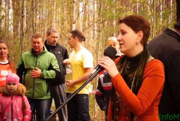 У Малині відкрили лісопарк «Вересковий»