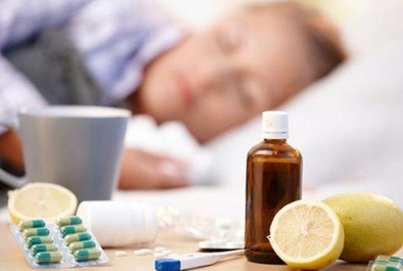 Захворюваність на грип і ГРВІ у Житомирській області знижується