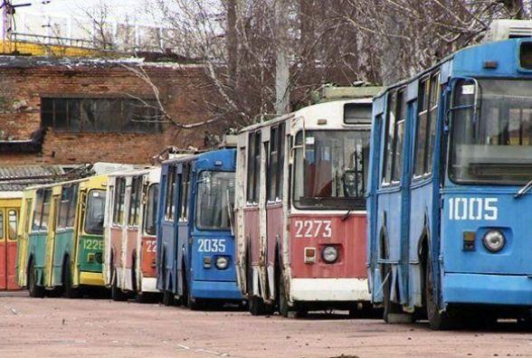 У 2017 році електротранспорт обійдеться Житомиру майже 120 млн грн