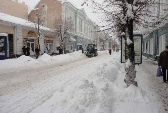 У Житомирі ОСББ ухиляються від прибирання своїх територій