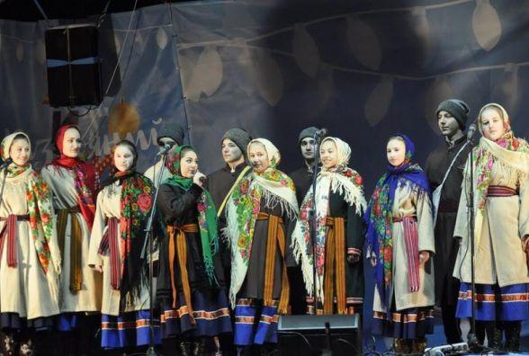 Щедрий вечір по-житомирськи: як житомиряни відсвяткували Старий Новий рік