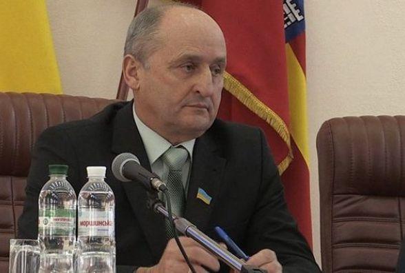 Гроші, плани і бурштин: Володимир Ширма відзвітував про свої 100 днів на посаді