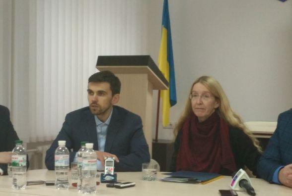 У Житомир з презентацією змін в українській медицині завітала  в.о. міністра охорони здоров'я Уляна Супрун