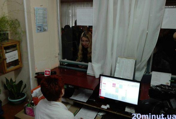 Очільниця МОЗ України перевірила роботу електронної системи в житомирській поліклініці