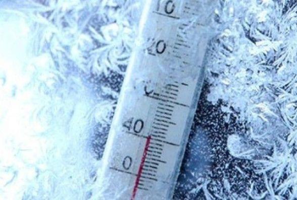 В Україну знову прийдуть сильні морози