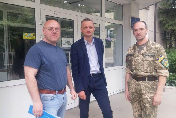 Учасники АТО з Радомишля та району отримали накази на землю