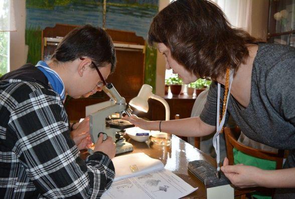 У ЖДУ відкрилася Літня ботанічна школа