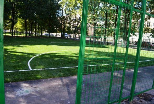 У 2017 році влада Житомира візьметься за спортивні майданчики