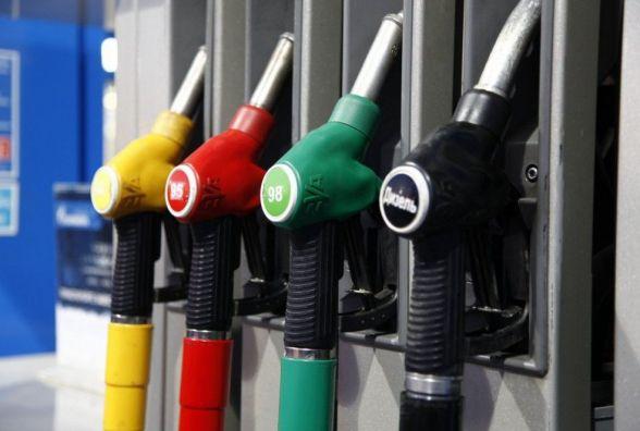 В Україні дорожчає бензин і дизпаливо