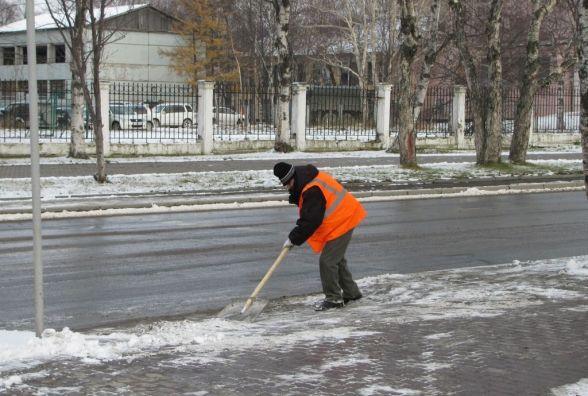 Житомир: «екстрим» на дорогах і тротуарах продовжується
