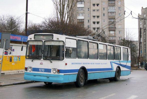 Увага: у Житомирі з`явився ще один тролейбусний маршрут з мікрорайону Маликова