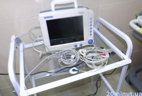 Житомирська дитяча лікарня тепер має оновлене приймальне відділення