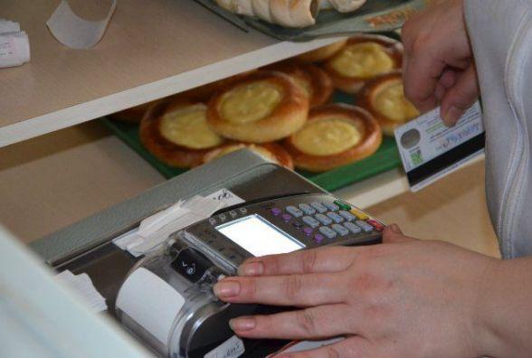 Українці частіше почалася розраховуватися платіжними картками