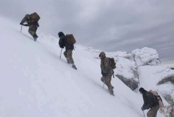 Відродження військового альпінізму в Україні