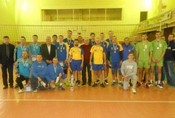 Стало відомо, хто виграв відкритий турнір з волейболу пам`яті Аркадія Зорі