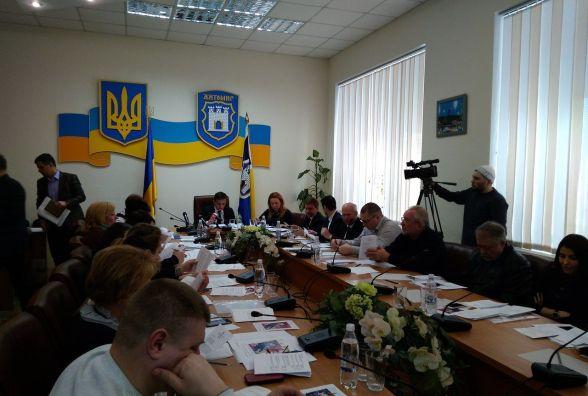 Сухомлин пояснив «меркантильну» суть задуму перейменування МФК «Житомир» у ФК «Полісся»
