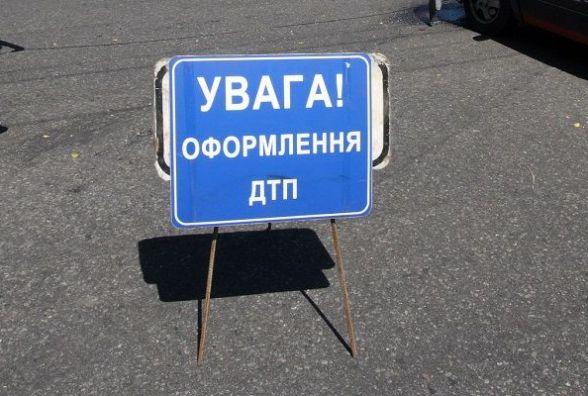 На Житомирщині мікроавтобус зіштовхнувся з міні-трактором: водії госпіталізовані