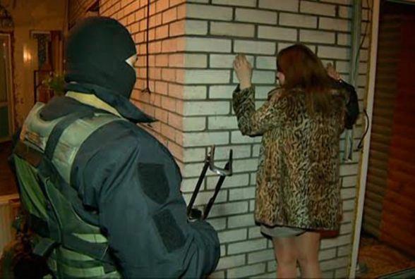 У центрі Житомира викрили бордель, замаскований під банний комплекс