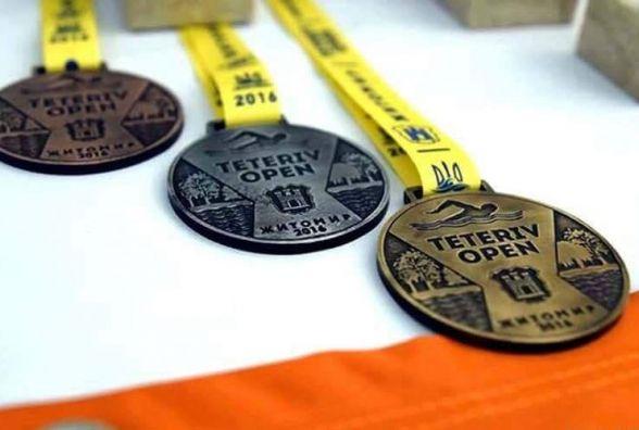 У Житомирі пройдуть міжнародні змагання з плавання на відкритій воді TETERIV OPEN