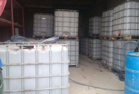 У Житомирі викрили 2 підпільні цехи, у яких виготовляли фальсифікований алкоголь