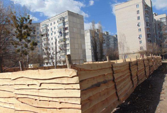 Скандальне будівництво 12-поверхівки в Житомирі