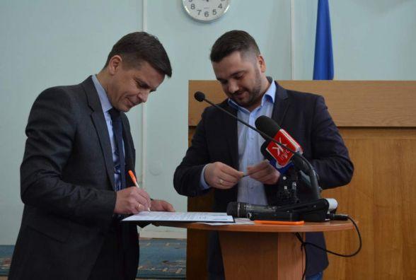 У Житомирі підписали Меморандум про співпрацю в рамках проекту «City Progress Index»