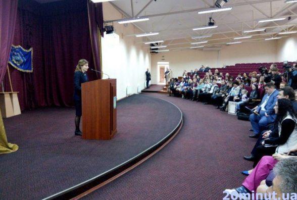 У Житомирі пройшов тренінг «Інклюзивна освіта» за участі дружини Президента Марини Порошенко