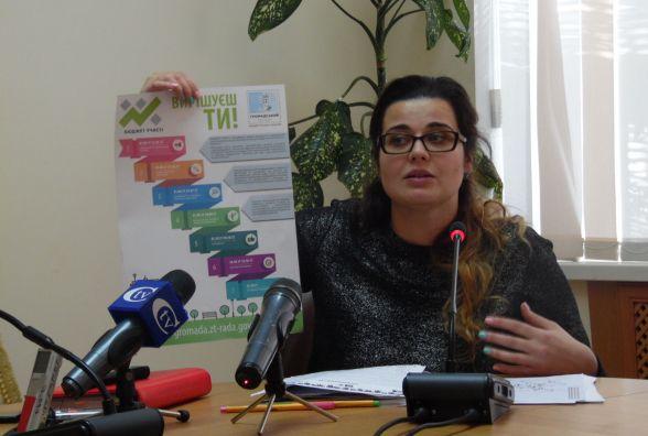 У Житомирі розпочато прийом проектів бюджету участі-2017