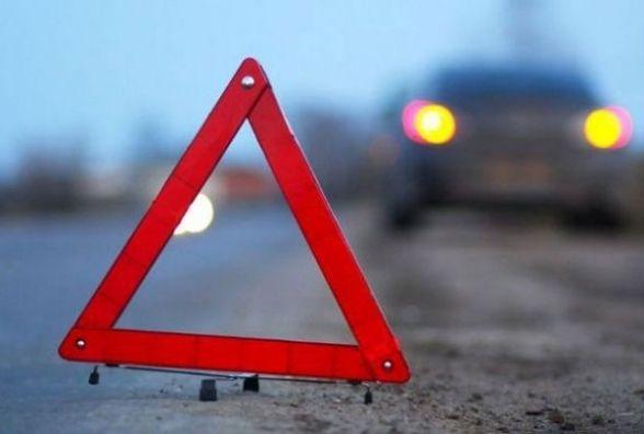 На Житомирщині школярка на скутері потрапила у ДТП