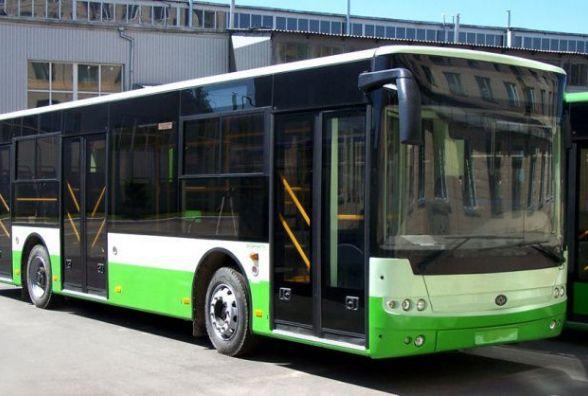 Перші 20 низькополих автобусів придбають уже цього року