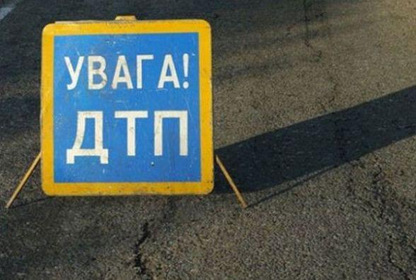 У Житомирській області житель Донеччини заснув за кермом і ледь не загинув у ДТП