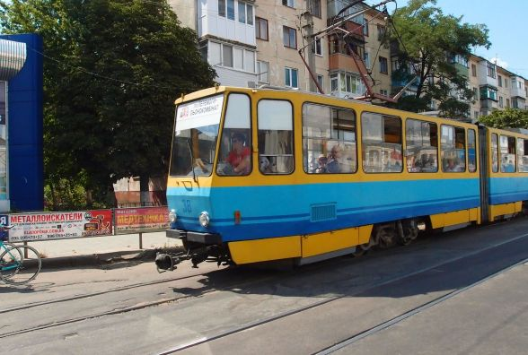 З Житомира можуть зникнути трамваї