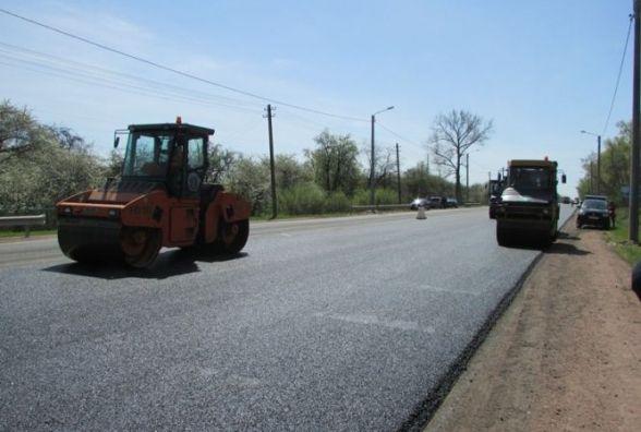На Житомирщині проводять незалежну експертизу ремонту доріг