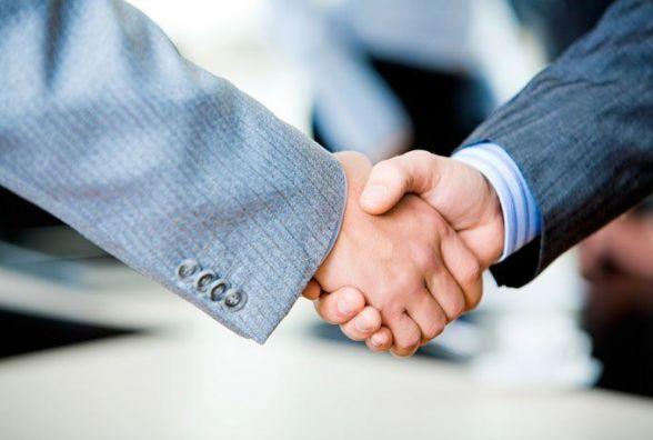 Этикет способствует успеху в бизнесе