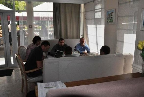 Миссия ОБСЕ в Житомире