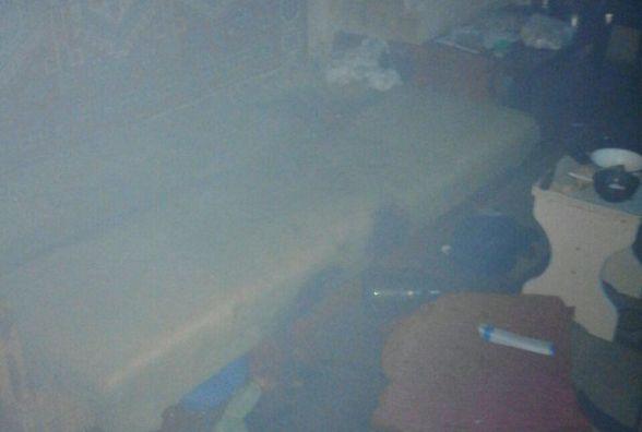 На Житомирщині під час пожежі врятували 43-річну жінку
