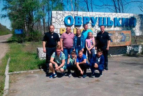 Команда Тетерівських ЮІРівців представлятиме Україну на міжнародних змаганнях у Білорусі
