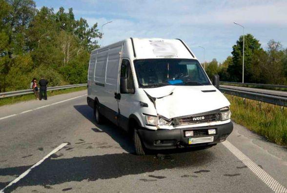 На Житомирщині під колесами автомобіля загинула 19-річна дівчина