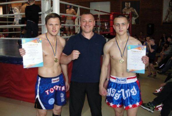 Так тримати: житомиряни виграли чемпіонат Вінницької області з кікбоксингу WАКО